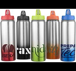 Gradient Bottles