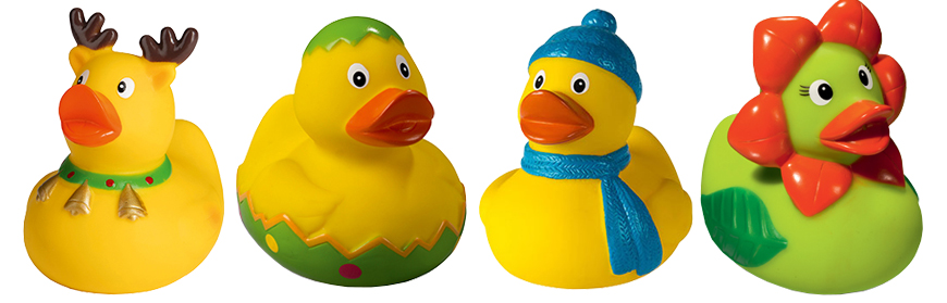 Seasonal Ducks
