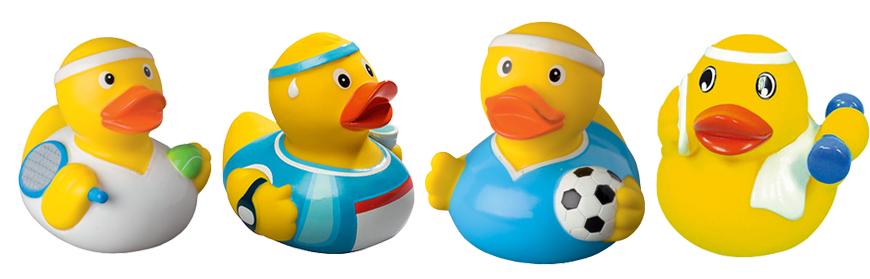 Sporty Ducks